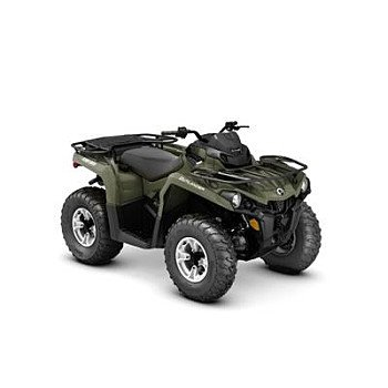 2018 Can-Am Outlander 570 for sale 200661292