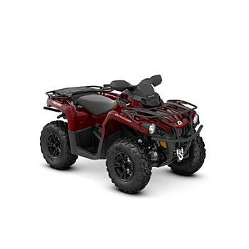 2018 Can-Am Outlander 570 for sale 200661296