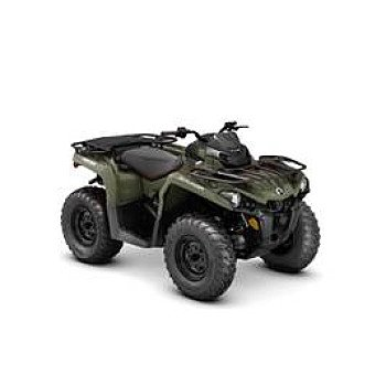 2018 Can-Am Outlander 570 for sale 200661298