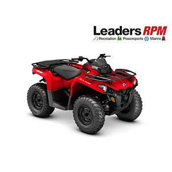 2018 Can-Am Outlander 570 for sale 200684257