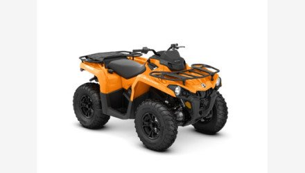 2018 Can-Am Outlander 570 for sale 200466662