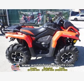 2018 Can-Am Outlander 570 XMR for sale 200734717