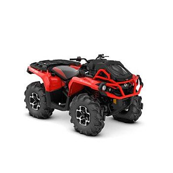 2018 Can-Am Outlander 650 XMR for sale 200654342