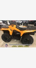 2018 Can-Am Outlander 650 for sale 200636840
