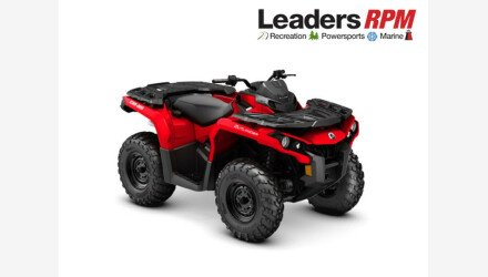 2018 Can-Am Outlander 650 for sale 200684293