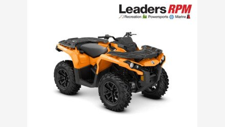 2018 Can-Am Outlander 650 for sale 200684300