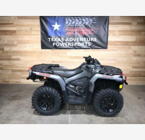 2018 Can-Am Outlander 650 for sale 200800256