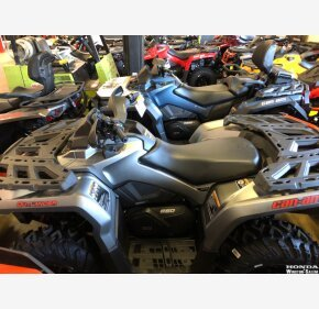 2018 Can-Am Outlander 850 for sale 200502297