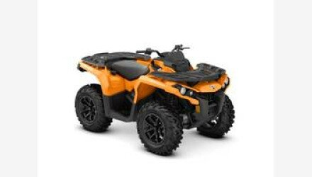 2018 Can-Am Outlander 850 for sale 200661311