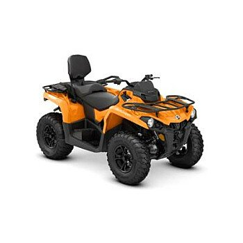 2018 Can-Am Outlander MAX 450 for sale 200661333