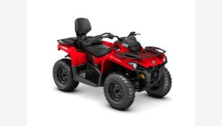 2018 Can-Am Outlander MAX 570 for sale 200661326