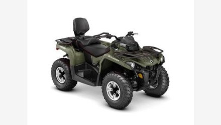2018 Can-Am Outlander MAX 570 for sale 200661329