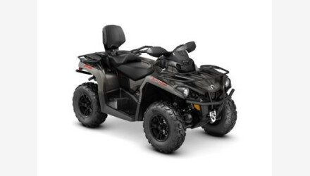 2018 Can-Am Outlander MAX 570 for sale 200661332