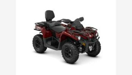 2018 Can-Am Outlander MAX 570 for sale 200661336