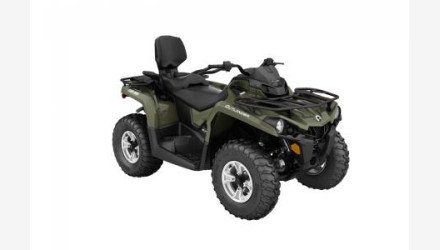 2018 Can-Am Outlander MAX 570 for sale 200757519