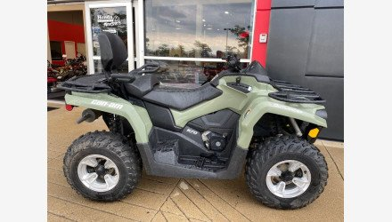 2018 Can-Am Outlander MAX 570 for sale 200942453