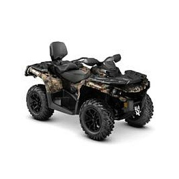 2018 Can-Am Outlander MAX 650 for sale 200661337