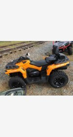 2018 Can-Am Outlander MAX 650 for sale 200502287