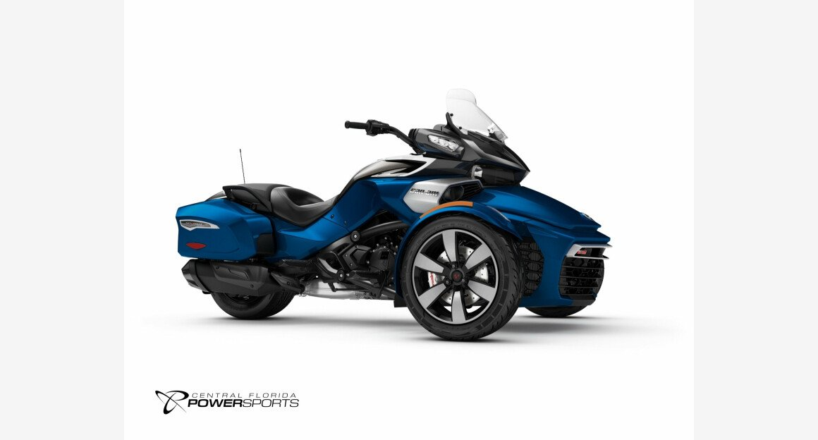 2018 Can-Am Spyder F3 for sale 200499672