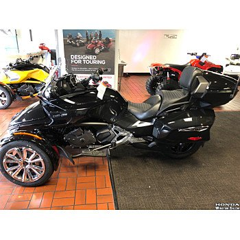 2018 Can-Am Spyder F3 for sale 200502101