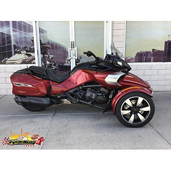2018 Can-Am Spyder F3 for sale 200533784