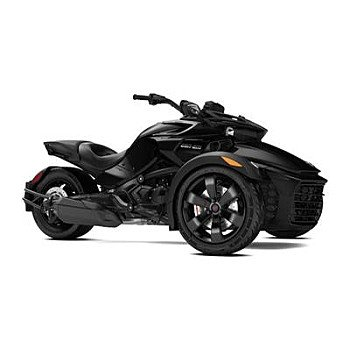 2018 Can-Am Spyder F3 for sale 200660923