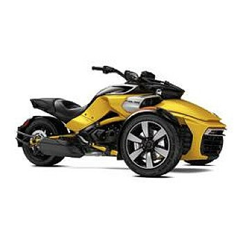 2018 Can-Am Spyder F3 for sale 200680138