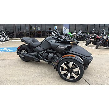 2018 Can-Am Spyder F3 for sale 200680528