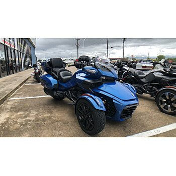 2018 Can-Am Spyder F3 for sale 200680533