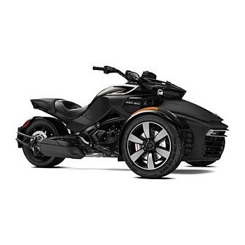 2018 Can-Am Spyder F3 for sale 200698930