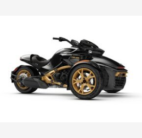 2018 Can-Am Spyder F3-S for sale 200502212