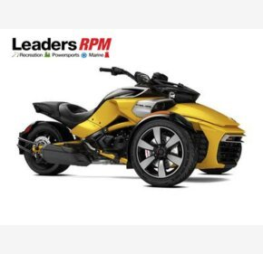 2018 Can-Am Spyder F3-S for sale 200684375