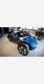 2018 Can-Am Spyder F3-S for sale 200719631