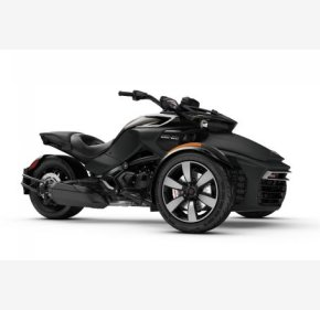 2018 Can-Am Spyder F3-S for sale 200787070