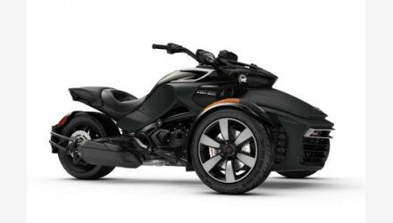 2018 Can-Am Spyder F3-S for sale 200787512