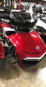 2018 Can-Am Spyder F3 for sale 200502280