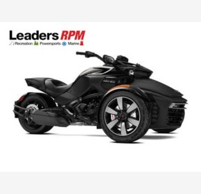 2018 Can-Am Spyder F3 for sale 200684367