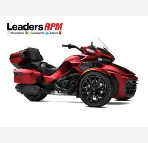 2018 Can-Am Spyder F3 for sale 200684373