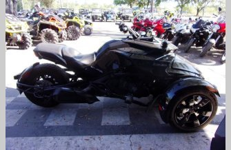 2018 Can-Am Spyder F3 for sale 200723697