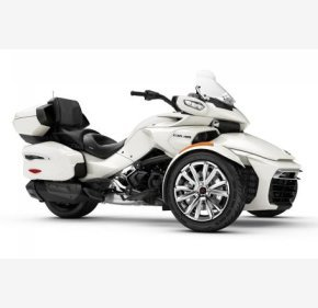 2018 Can-Am Spyder F3 for sale 200787078