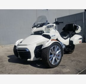 2018 Can-Am Spyder F3 for sale 200834587