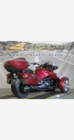 2018 Can-Am Spyder F3 for sale 200924287