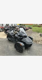 2018 Can-Am Spyder F3 for sale 200925771