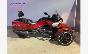 2018 Can-Am Spyder F3 for sale 200957280