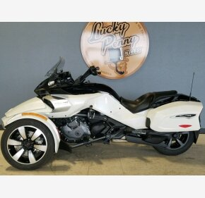 2018 Can-Am Spyder F3 for sale 200987354