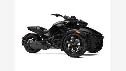 2018 Can-Am Spyder F3 for sale 200995901