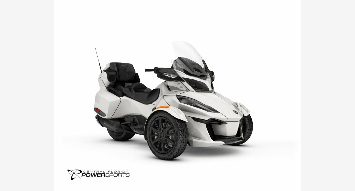 2018 Can-Am Spyder RT for sale 200499662