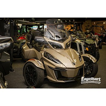 2018 Can-Am Spyder RT for sale 200582159