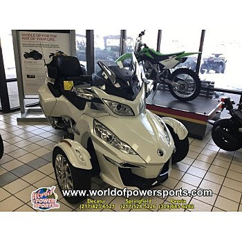 2018 Can-Am Spyder RT for sale 200637215