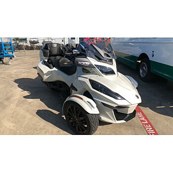 2018 Can-Am Spyder RT for sale 200680548